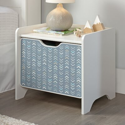 Garza 1 Drawer Nightstand