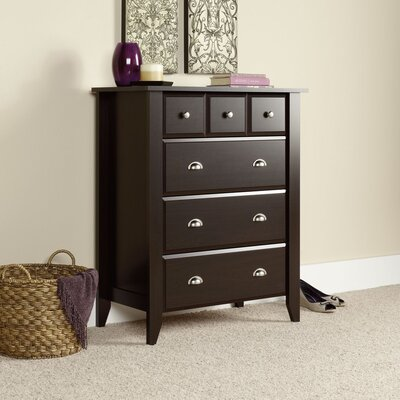 Financing Shoal Creek 4 Drawer Chest Finish: ...