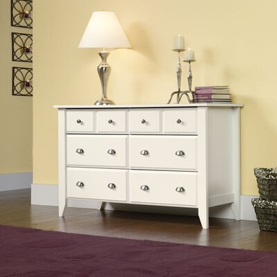Easy financing Shoal Creek 6 Drawer Dresser Finish...