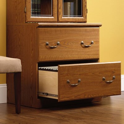 Low Price Sauder Orchard Hills Lateral File Cabinet In Carolina Oak