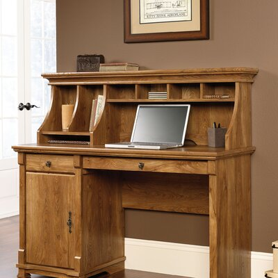 Sauder French Mills Office Computer Desk with Slide Out Keyboard Shelf at Sears.com