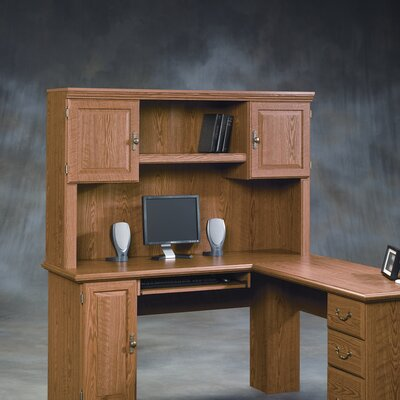 Sauder Orchard Hills Corner Computer Desk with Hutch (2 Pieces) at Sears.com