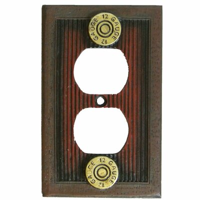 Double Outlet Plate Cover