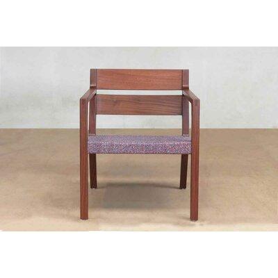 Managua Arm Chair Upholstery: Vino Jaspe Manila