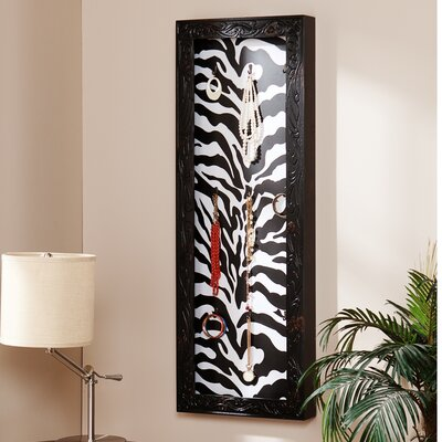 Wildon Home Delaney Decorative Wall Mount Jewelry Display Board Organizer at Sears.com