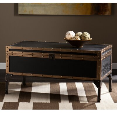 Wildon Home Draven Travel Trunk Cocktail Table at Sears.com