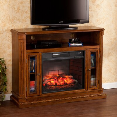 Pembroke 47 TV Stand with Fireplace