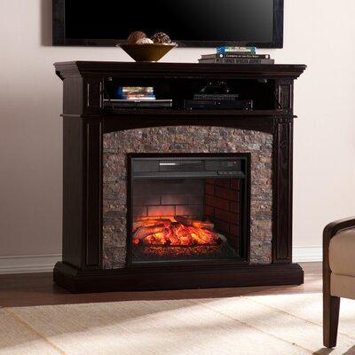 Garmon Boxwood Corner Infrared Media Electric Fireplace ACOT3835