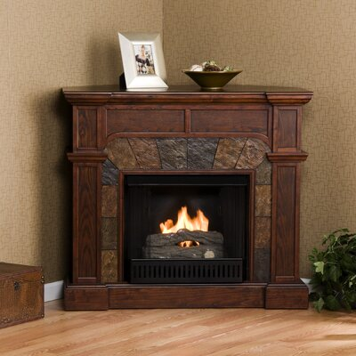 Gel Fuel Fireplace Finish: Rich Espresso