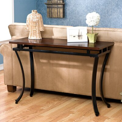 Cheap Wildon Home Gurley Sofa Table in Rich Espresso (UT2490)