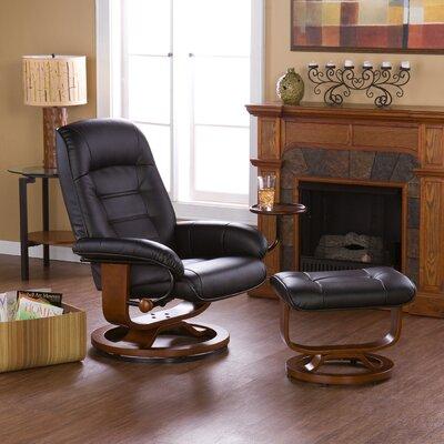 Furniture Living Room Furniture Leather Recliner Ergonomic Leather Recliner