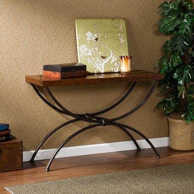 Cheap Wildon Home Cora Sofa Table in Espresso and Black (UT2588)