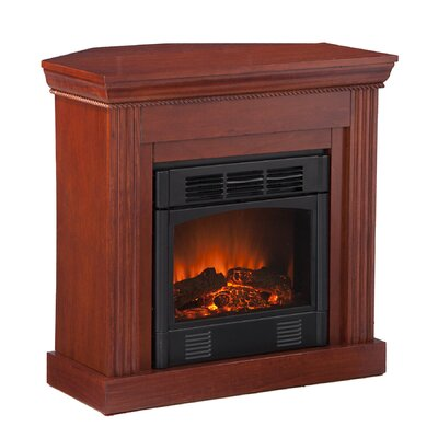 Wildon Home Cressman Electric Fireplace - Finish: Classic Mahogany at Sears.com