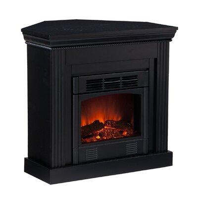 Cressman Electric Fireplace Finish Black Modern Dining Room Sets