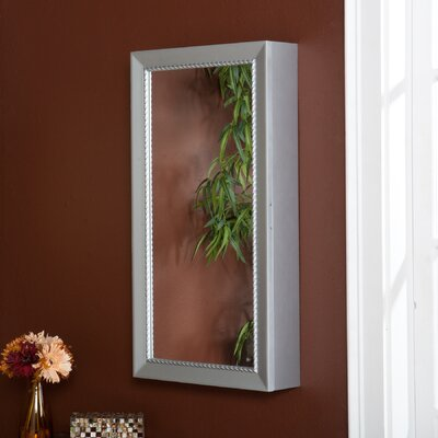 Wildon Home Grace Wall Mount Jewelry Mirror at Sears.com