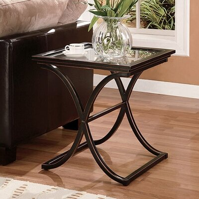 Credit for Enola End Table...