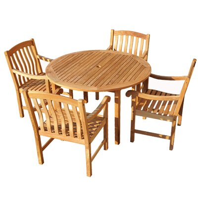 Wildon Home Grafton 5 Piece Dining Set at Sears.com
