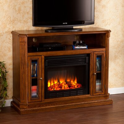delaney 48 tv stand with fireplace  74769