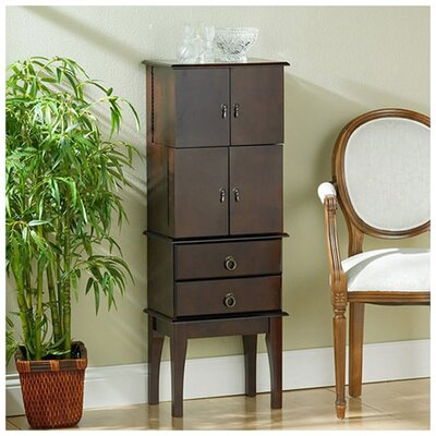 Wildon Home Ramada Cherry Jewelry Armoire at Sears.com