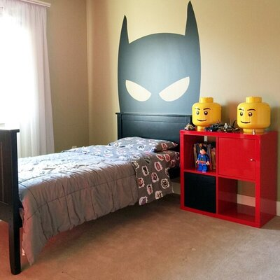 Giant Superhero Wall Decal URWA1232