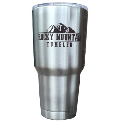 Rocky Mountain 30 oz. Insulated Tumbler RMT-CT12