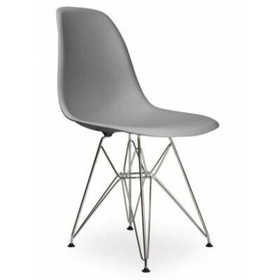 Gaul Dining Chair Color: Light Gray
