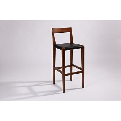El Cerrito Solid Wood 26 Bar Stool