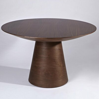 Helmick Pedestal Dining Table