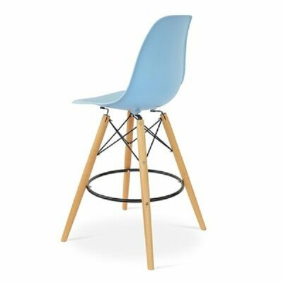 Humes 26.4 Bar Stool Color: Blue