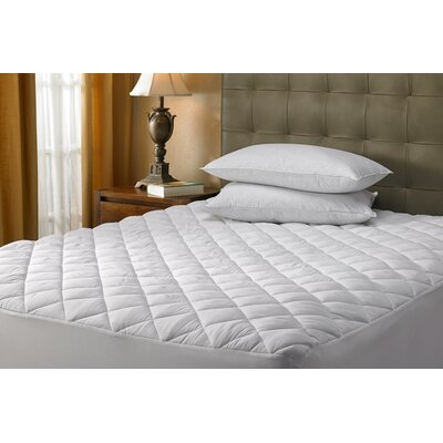 Hypoallergenic Down Alternative Mattress Pad Size: Queen