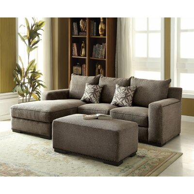 Finola Sectional with Ottoman
