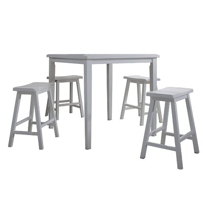 Easton 5 Piece Pub Table Set