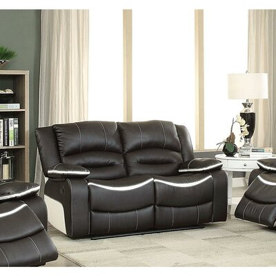 Mundt Reclining Loveseat