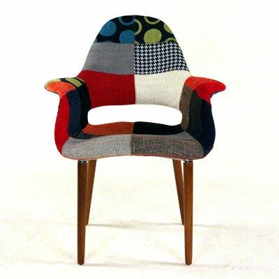 Larson Organic Lounge Armchair