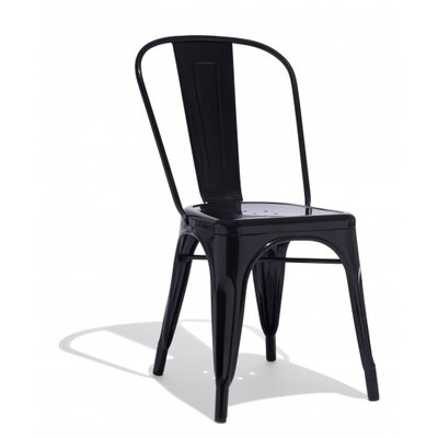 Tamela Industrial Dining Chair