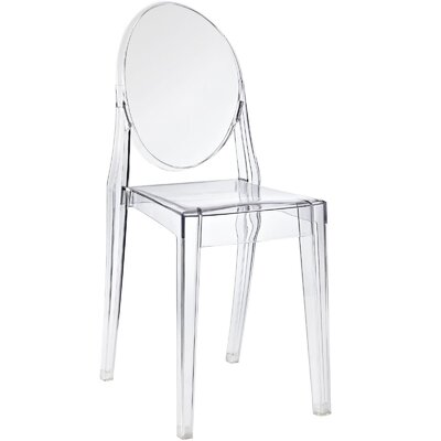 Marisol Clear Side chair