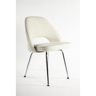 Executive Side Chair Upholstery: Beige