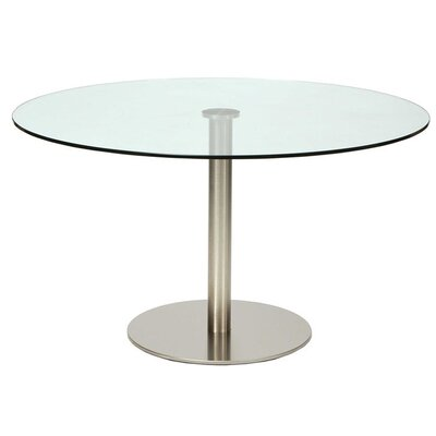 Amalienborg Round Glass Dining Table