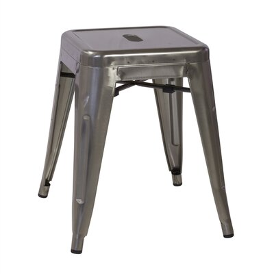 Ruggero Industrial Tolix 18 Bar Stool