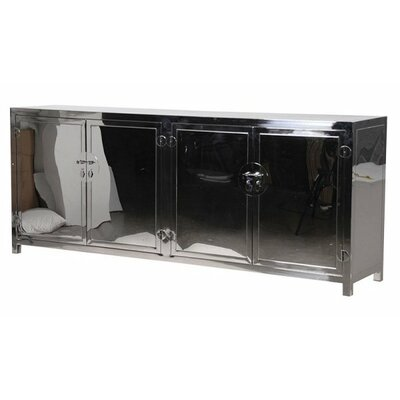 Dorene Stainless Steel Sideboard