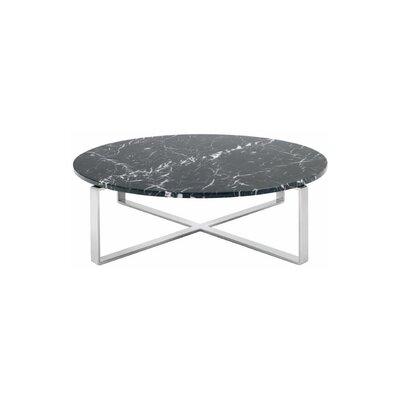 McGillicuddy Coffee Table Color: Chrome