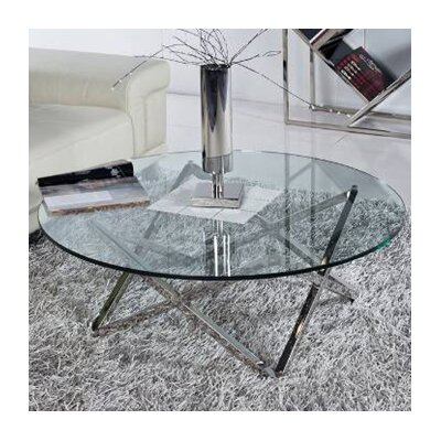 Yemanja Glass Coffee Table