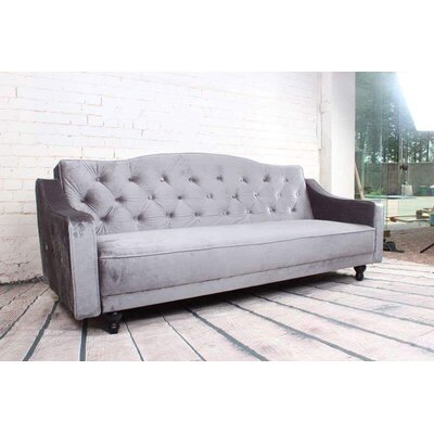 Delanie Sleeper Sofa Upholstery: Gray