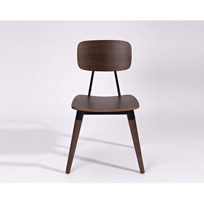 Cordes Solid Wood Dining Chair