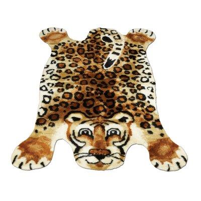 Leopard Kids Rug Rug Size: 23 x 38