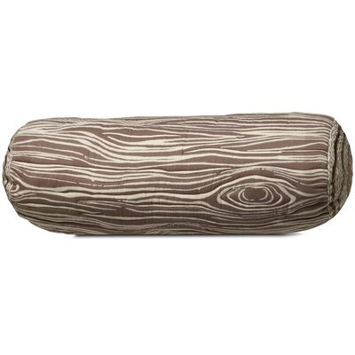 Wood Bolster Pillow