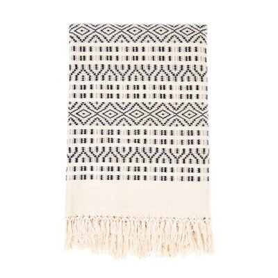 Chiapas Cotton Throw
