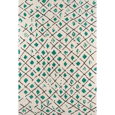 Bungalow Area Rug Rug Size: Rectangle 36 x 56
