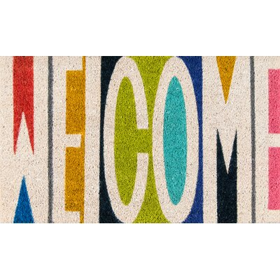 Aloha Welcome Doormat