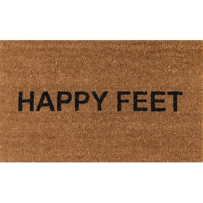 Aloha Happy Feet Doormat